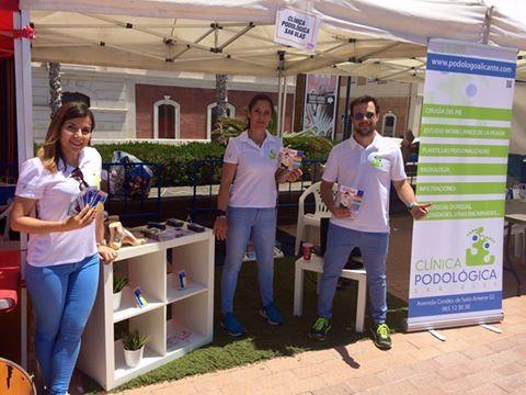 Akileïne en el Medio Maratón de Alicante