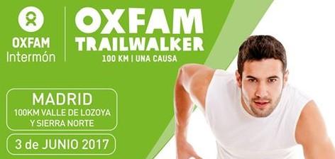 Akileïne participa en la Trailwalker Madrid 2017